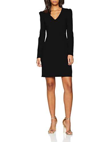 Morgan 182-RABY.N, Robe Femme, Noir (Noir 100), 36 (Taille Fabricant: T36)