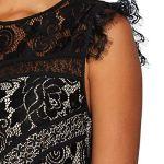 Morgan 182-RICARA.N, Robe Femme, (Noir 100), 38 (Taille Fabricant: T38)