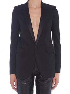 Saint Laurent Femme 517741Y399w1000 Noir Laine Blazer