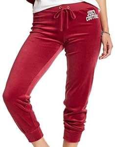 Juicy Couture – Survêtement – Femme – Rouge – Medium