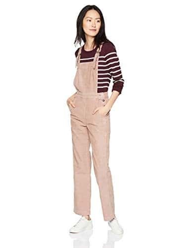AG Adriano Goldschmied Femme DTC1834 Salopette – Rose – Taille M