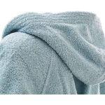 Bassetti Peignoir de Bain/Peignoir d'intérieur en Tissu éponge avec Capuche pour Homme et Femme 100% Coton de 370 GR/m² différentes Couleurs et Tailles XXS-XXXL