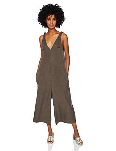BCBGeneration Femme ZOY9E278 Combinaison – Marron – Taille L