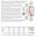 Farmacell 312 (Poudre, M/L) Panty Massant Gainant Anti-Cellulite en Microfibre pour Femme