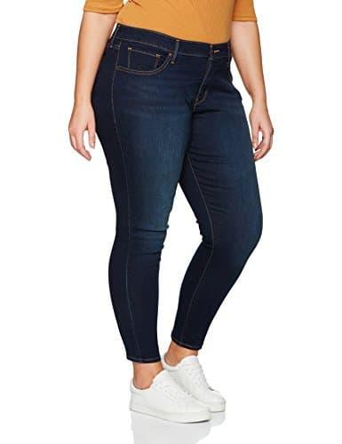 Levi's – 19644 – Jeans (Plus Size) – Femme – Bleu (Vast Sky Plus) – 24 L