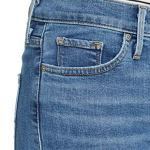 Levi's 314 Shaping Straight, Jean Droit Femme, Bleu (Bright Sky 0071), W34/L30 (Taille Fabricant: 34 30)
