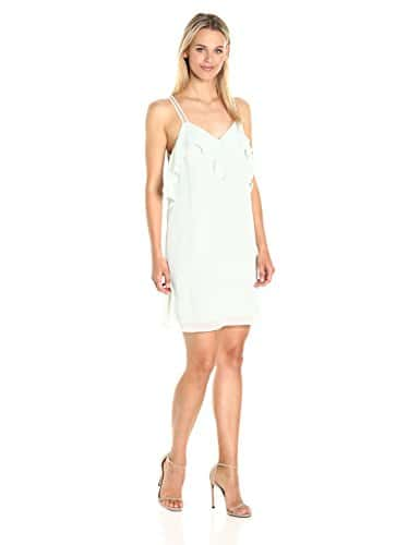 BCBGeneration Femme VDW61L72 Robe – Bleu – XX-Small