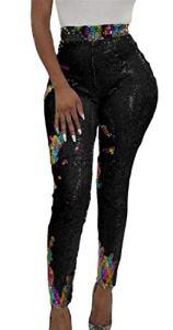 VaeJY – Legging – Femme – Noir – Medium