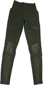 Alo Yoga Femme W5494R Leggings – Noir – Taille L