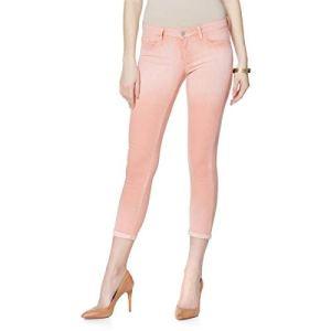 Jessica Simpson Women's Rolled Crop Skinny Jean (8/29, Rosette)