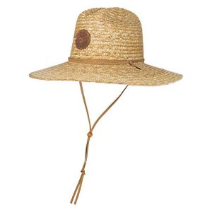 RIP CURL NALU Straw Sunhat Chapeau Femme, Natural, FR : M (Taille Fabricant : M)