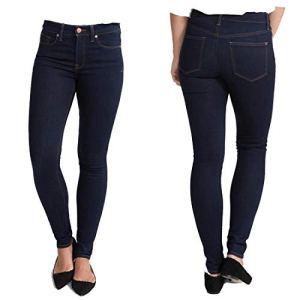 Spanx – Jeans – Skinny – Femme Bleu Blau (Midnight Rinse) – Bleu – W34