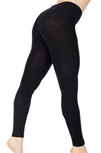 Gocgt – Legging – Femme – Noir – L