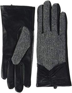 Morgan 182-5LUCIE.A Gants, Noir (Noir 100), Small (Taille Fabricant: S) Femme