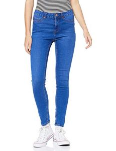 New Look Wow Jean Skinny, Bleu (Blue (Denim Only) 46), 38 (Taille Fabricant: 10L32) Femme