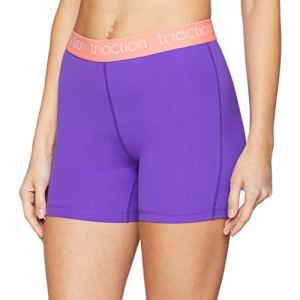 Triumph Triaction Cardio Panty Shorty Ex Base Layers De Sport, Violet (Bright Purple 7063), 36 (Taille Fabricant: X-Small) Femme