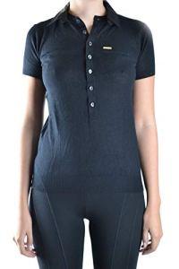 Dsquared2 Femme Mcbi11612 Noir Soie Polo