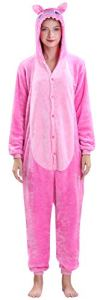 Yimidear® Unisexe Hot Adulte Pyjamas Cosplay Costume d'animal Onesie de Nuit de Nuit