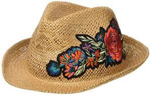 Barts Oudon Hat Panamas, Beige (Natural 7), Unique (Taille Fabricant: UNI) Femme