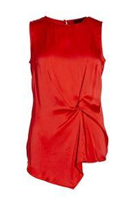 Camille Lingerie Haut sans Manches Rouge EX Highstreet pour Femme 42 Red