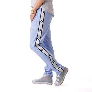 Converse – Pantalon de Sport – Femme – Bleu – Medium