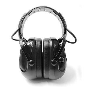 Insonorisés Le bruit électronique Cancelling Headphones Protection contre le bruit de ramassage du bruit industriel Mute Active Noise Reduction Ear Casque Bluetooth EarmuffsProtection Sécurité D'Earmu