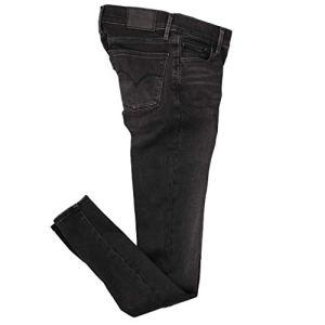 Levi's Innovation Jean Super Skinny pour Femme – Noir – 27 W/32 L