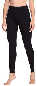 Merry Style Legging Long Tenue Sport Femme MS10-346 (Noir, S)