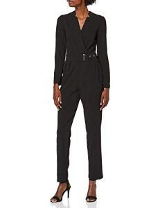 Morgan 192-PAMIKA.N Robe, Noir (Noir Noir), 40 (Taille Fabricant:T40) Femme