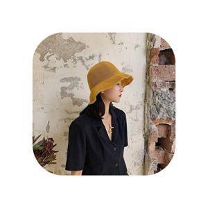 Rubies Chapeau en Tricot Solide pour Le Printemps et l'été 2019 – – M(56 58 cm)