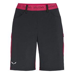 Salewa PUEZ 3 DST W Shorts Femme, Myrtle/Feldspar, FR : 2XL (Taille Fabricant : 50/44)