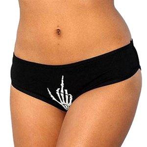 Sous-vêtements Femmes LILICAT Femmes Drôle Lingerie G-string Slips Sous-vêtements Culottes T string Strings Culotte Asiatique S-XL (Black, S)