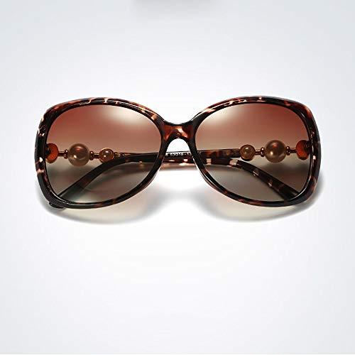 ZHANGYANTY – Lunette de Soleil – Femme léopard