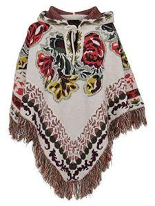 Etro Luxury Fashion Femme 181939197990 Multicolore Poncho   Automne_Hiver