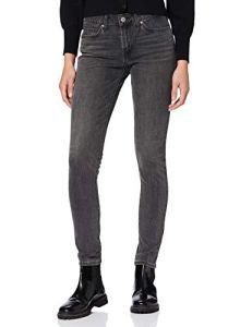Levi's 711 Skinny – Jean pour femmes moulant et confortable – Gris (Hit Me Up 0454),W30/L32