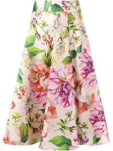 Luxury Fashion   Dolce E Gabbana Femme F4BR4TIS1AEHF1AJ Beige Jupe  