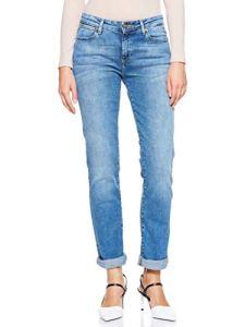 Wrangler STRAIGHT BEST BLUE, Jeans Femme, Bleu (BEST BLUE), W29/L32