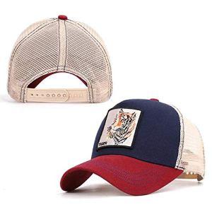Casquette Homme Fashion Mesh Baseball Cap Unisex Lovely Caps Femmes Hommes Snapback Cap Dad Hat Adjustable-G214_8