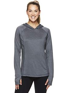 HEAD Women's Lightweight Pullover Hoodie – Workout & Running Athletic Sweatshirt