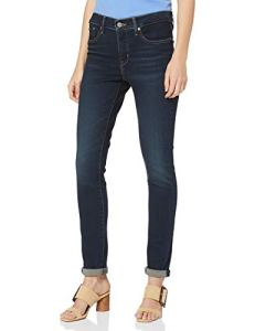 Levi's 311 Shaping Skinny Jean, Bleu (London Nights 0153), W27/L30 (Taille Fabricant: 27 30) Femme