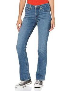 Levi's 315 Shaping Boot Jean Bootcut, Bleu (Los Angeles Sun 0058), 27W / 32L Femme