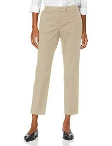 Marc O'Polo B01034110059 Pantalon, Beige (Tall Teak 721), 36 (Taille Fabricant: 34) Femme
