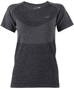 2117 of Sweden Helås Sous-vêtement en fibres synthétiques pour femme – Noir – XS/S