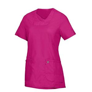 BP 1762-241-0830-XSn Cagoule en tissu ultra léger pour femme 49% coton/48% polyester/3% élasthanne Fuchsia Taille XSn