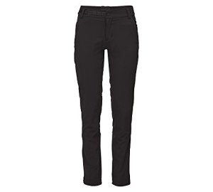 Black Diamond W Alpine Light Pants Pantalon pour Femme XL Noir