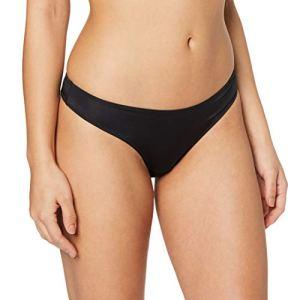 ESPRIT Bodywear 995EF1T926, Bikini Femme, Noir (black 001), 42 (Taille fabricant: 40)