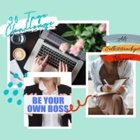 Meine 30 Tage Challenge als Selbstständiger Blogger!