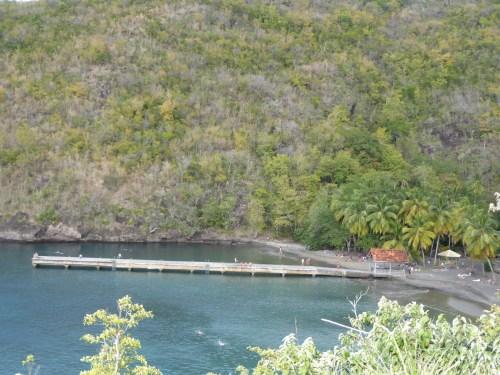 Plage Anse Noire Martinique