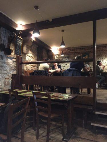 La Cidrerie Creperie Honfleur Normandie Restaurant