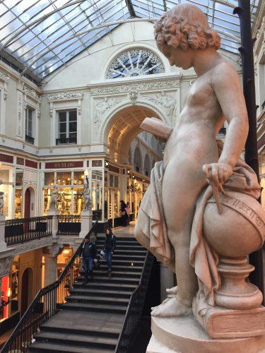 Passage Pommeraye Nantes - Un week end à - Miss Sego